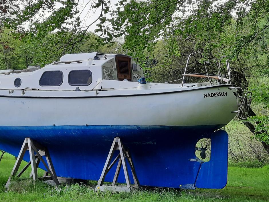 Hvad hedder denne bådtype