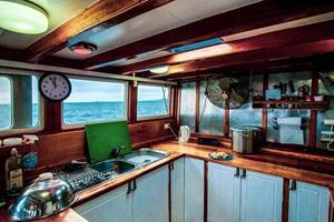 Få en slibning af din bordplade på din båd