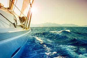 Sådan kan du få en rolig og hyggelig dag på båden