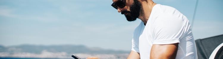 Værd at vide om mobilanvendelse til søs