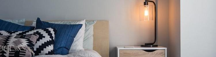 Sådan indretter du et lyst og lækkert soveværelse