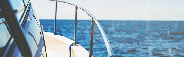Sådan kan du allerbedst holde dig beskæftiget på båden