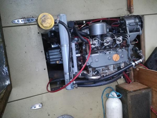 Yanmar Motor bliver for varm