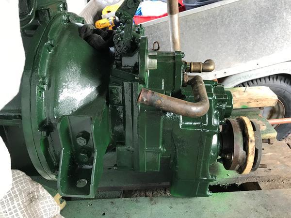 TMP Type 12000 Marine Gearbox