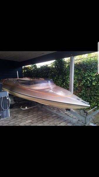 Tilbehør til båd