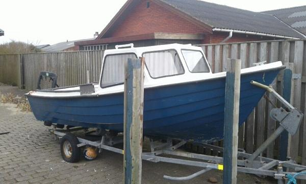 Type af båd