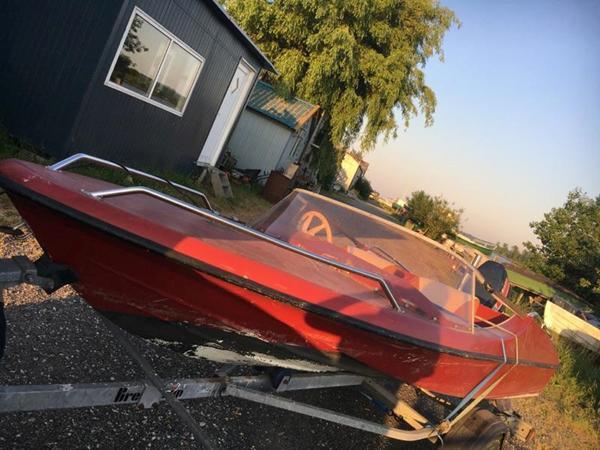 Hvilken Speedbåd er dette?