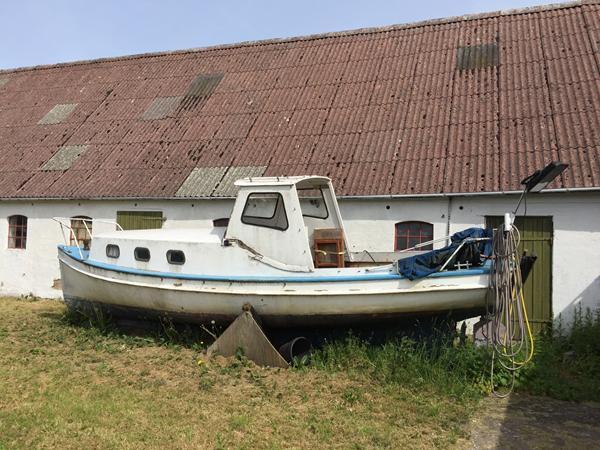 Hvad hedder denne båd ? Hjælp!!!!