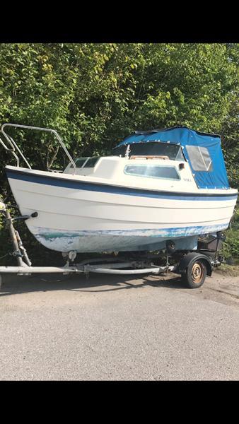 Hvilken båd er dettte?