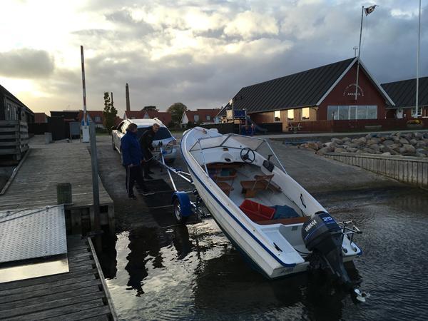 Vurdering af båd+motor