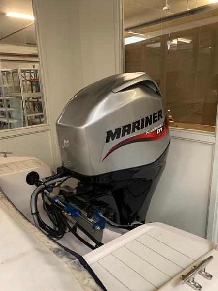 Computer tester til Mariner motor