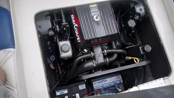 Mercruiser 4.6 liters v6