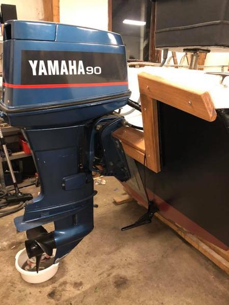Yamaha 60 hk 2 takt Vs Yamaha 90 hk 2 takt