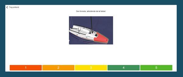 Gratis program til øvelse af duelighedsbevis, VHF/SRC mm.