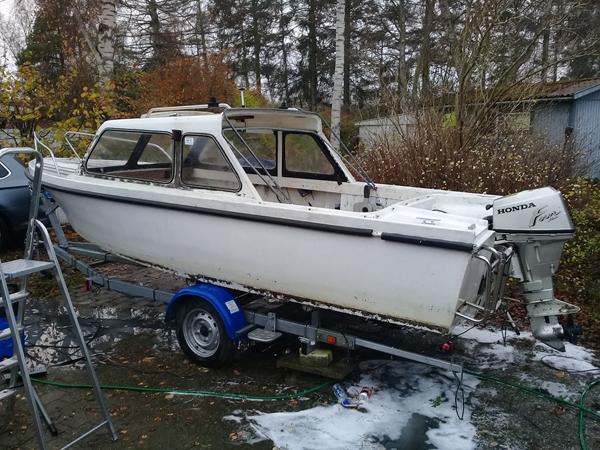 Hvilken båd er dette ?