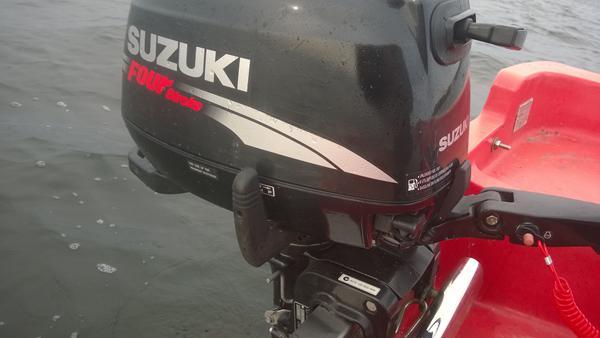 Suzuki 6hk vil ikke starte efter den har været varm