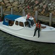 B Træbåd