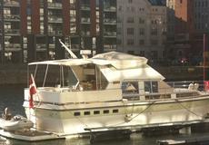 Coronet 44 Yacht