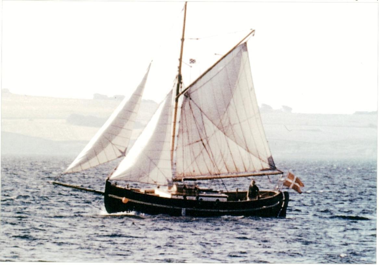 Spidsgatter Damkutter ( Tidl. båd ) - At sejle er at leve billede 4
