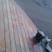 Norske Snekke 28 fod klinkebygget