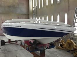 Supra Vandskibåd