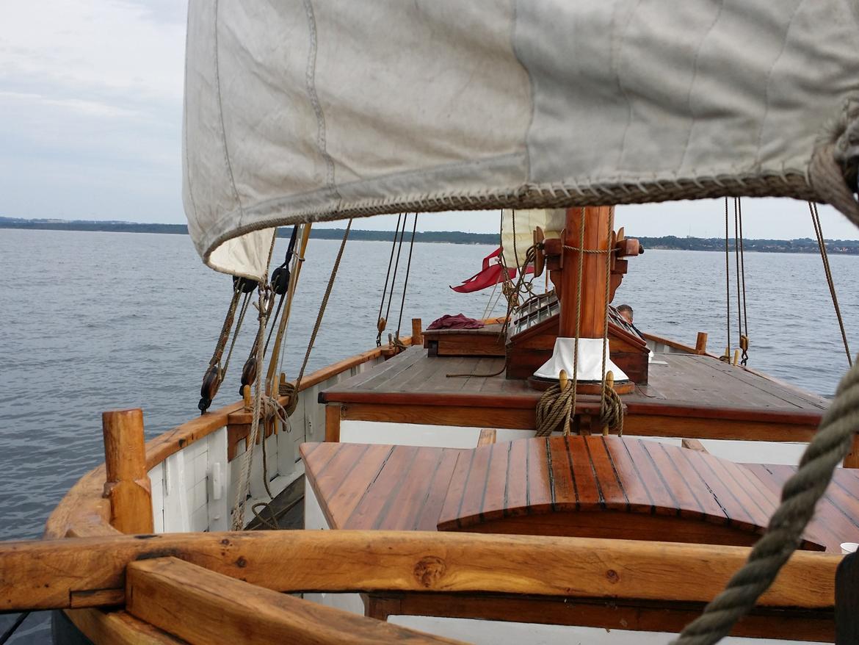 Spidsgatter Damkutter ( Tidl. båd ) billede 24