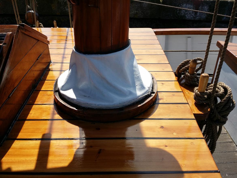Spidsgatter Damkutter ( Tidl. båd ) billede 29