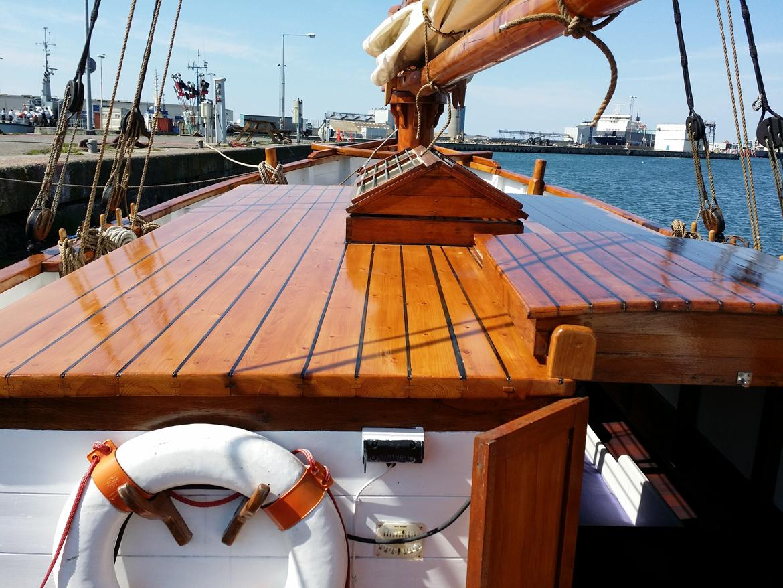 Spidsgatter Damkutter ( Tidl. båd ) billede 15