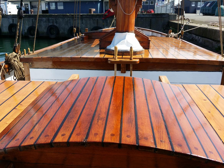 Spidsgatter Damkutter ( Tidl. båd ) billede 11