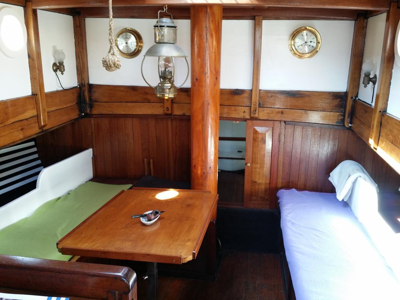Spidsgatter Damkutter ( Tidl. båd ) billede 32