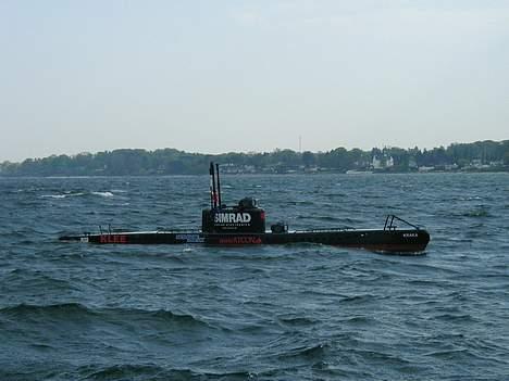 """X Ubåd af """"Kraka"""" klassen - Kraka underforlægning i Øresund 2005 billede 1"""