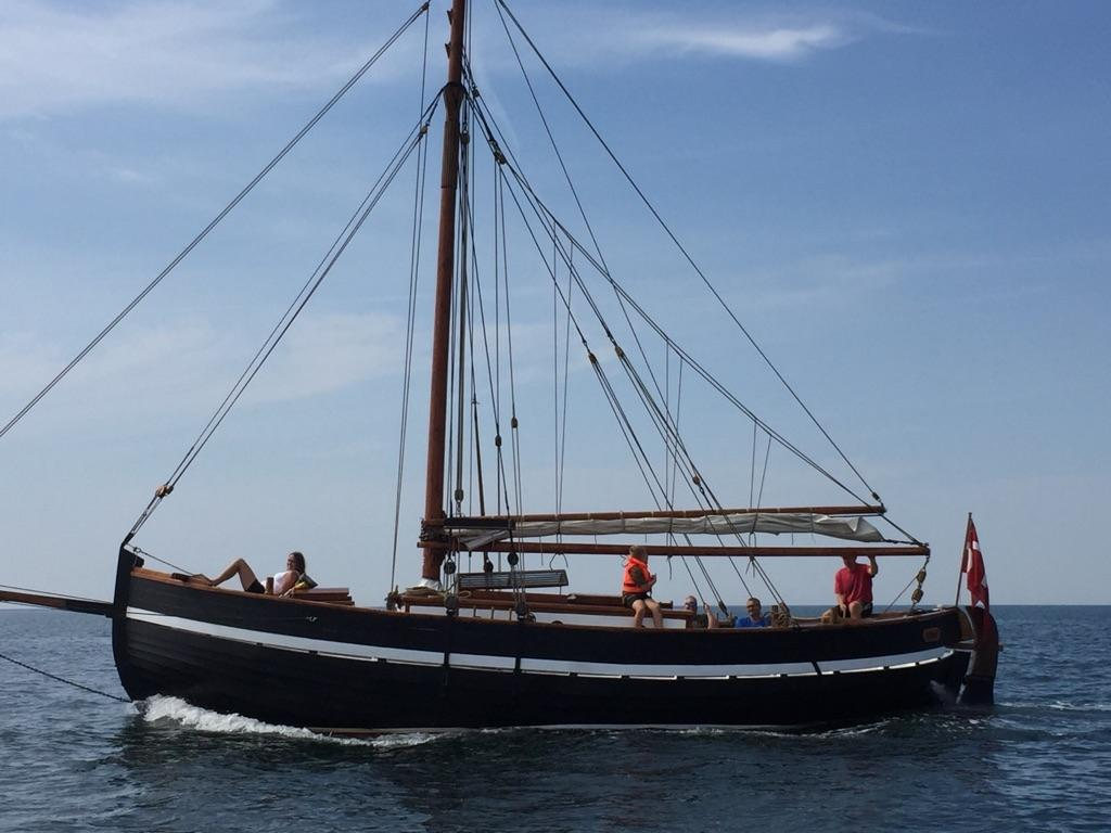 Spidsgatter Damkutter ( Tidl. båd ) billede 40