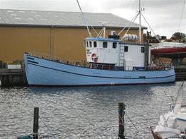 X Nordsø trawler