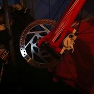 Min nye Cykel :p