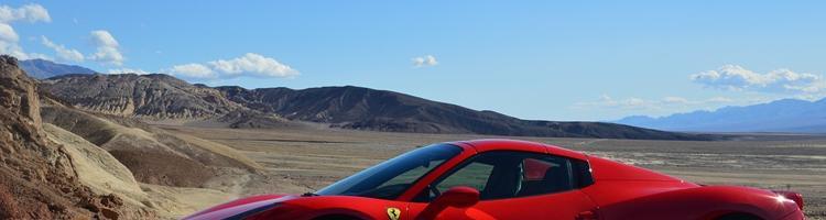 Fodboldspillere leaser Ferrari