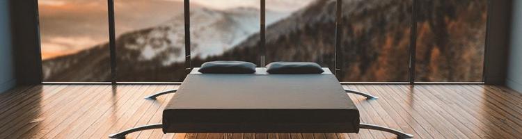 Vælg den rigtige seng og få mere velvære