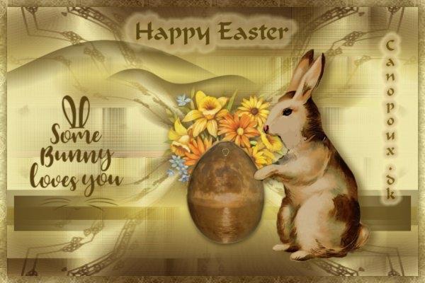 God påske - og til din version