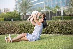 Husk at forkæle dig selv, efter du er blevet mor