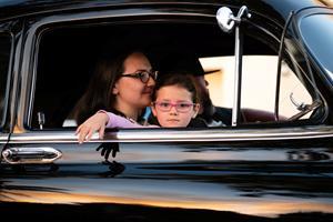 Gode råd til en babyvenlig bil med plads på bagsædet