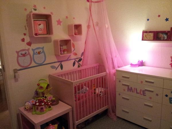 ideer til babyværelse