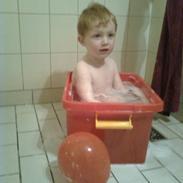 Dreng drengen med det røde hår