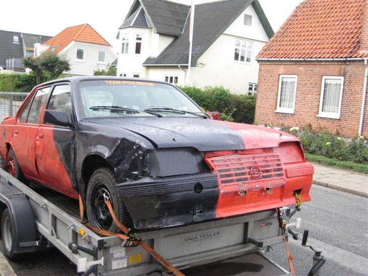 Opel ascona (folkeracer) til salg. - Diverse bil - Uploadet af # Andreas P