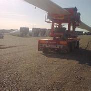 61,5 meter vinge transport