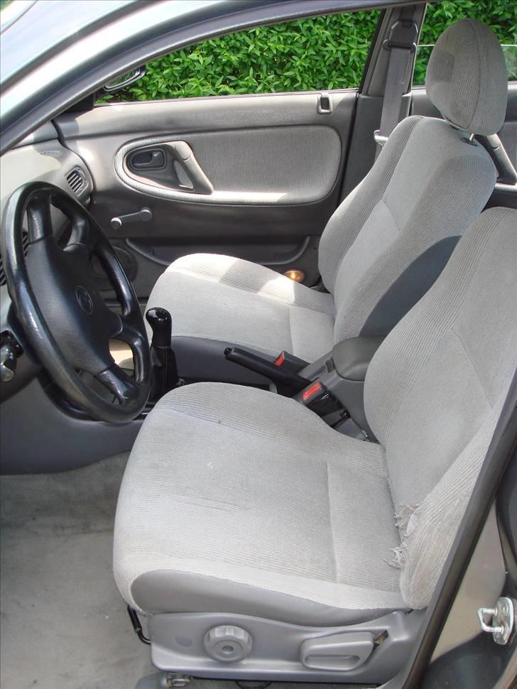 nye sæder til bilen