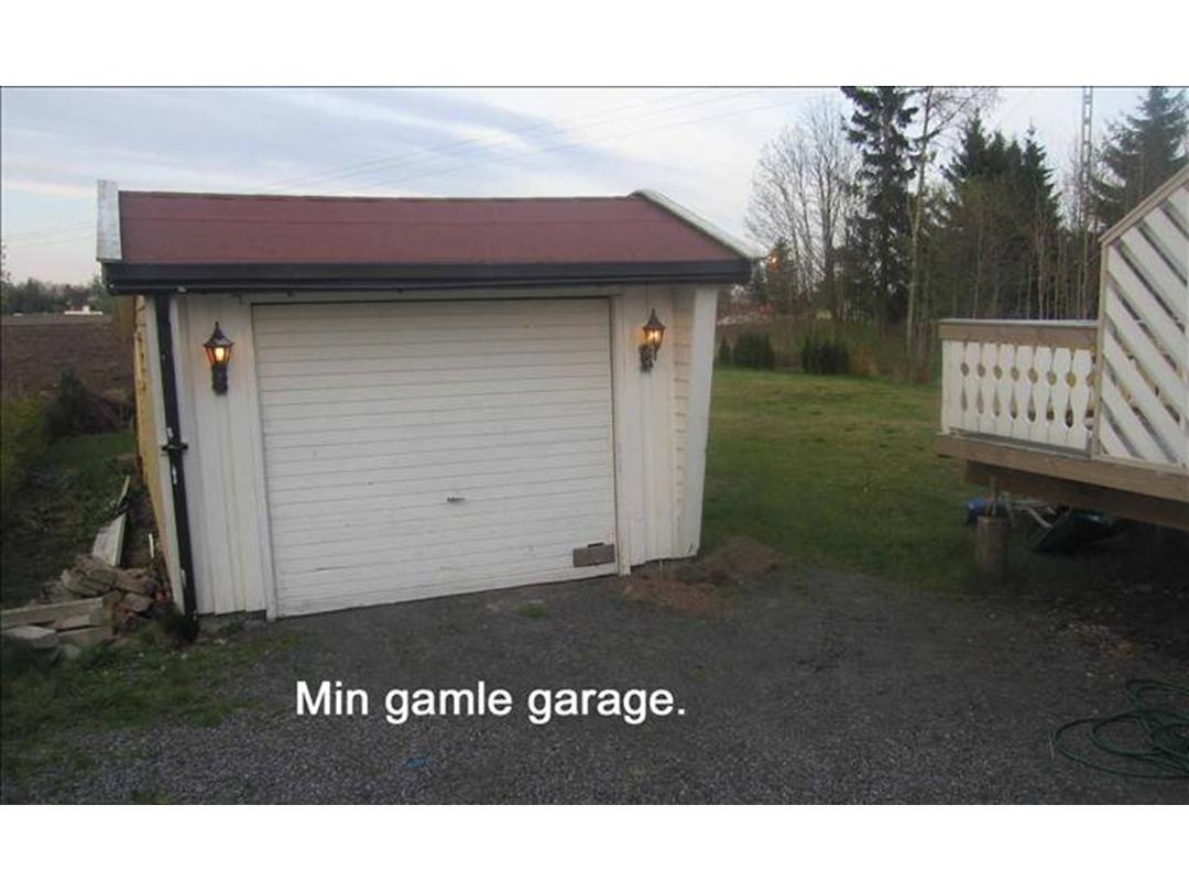 Kendte Jeg bygger ny garage - Diverse bil - Uploadet af Jens T CB-25