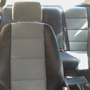 Ny kabine i bilen