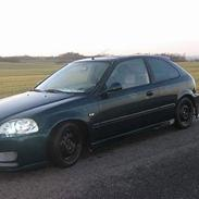 Honda civic 1997 (Skal gejles up)