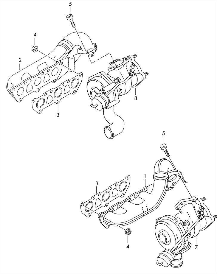 B5 S4 Engine