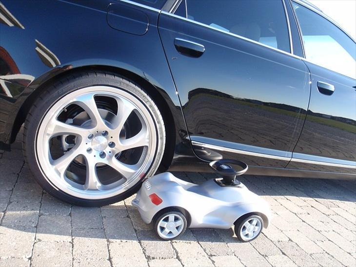 Audi A6 avant 2,0 TFSI multitronic - Diverse bil