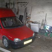 Opel Combo Projekt